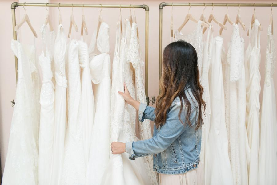 8 Tips For Finding the Perfect Wedding Dress