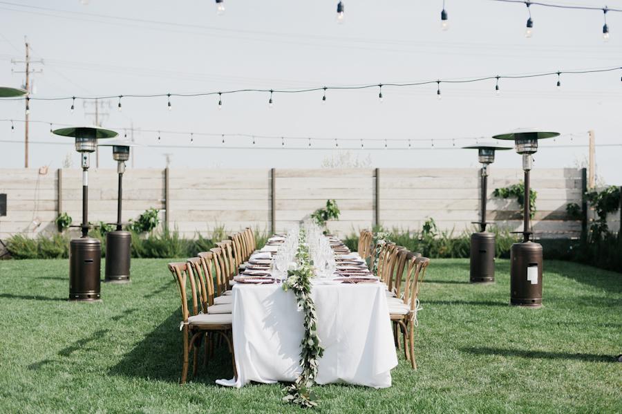 Biddle Ranch Vineyard Ceremony Reception Style Me Pretty