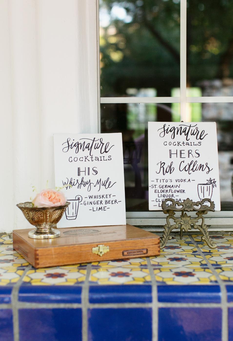 Elegant Summer Wedding Inspiration at Rancho Las Lomas