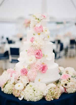 5 Layer Wedding Inspiration Style Me Pretty
