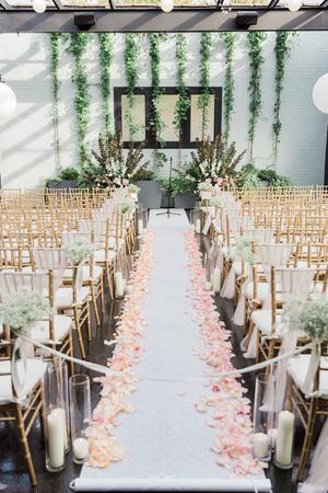 Aisle Runner For Wedding.Aisle Runner Wedding Inspiration Style Me Pretty
