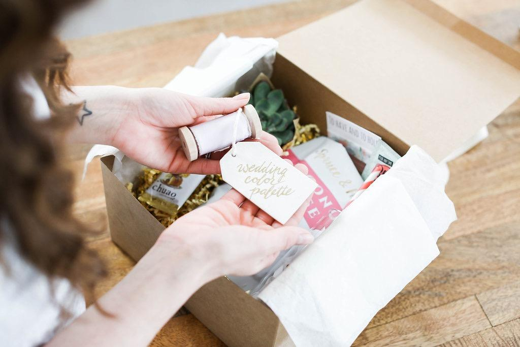 Surprise Your Bridesmaids With a Handmade Gift Box!