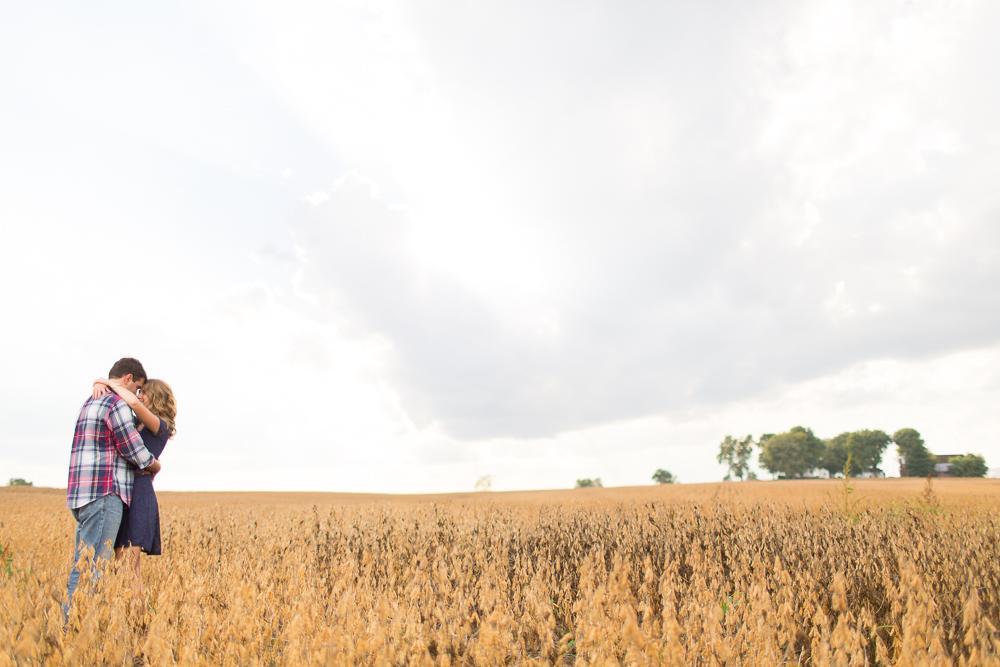 Southern Illinois Farm Engagement Session