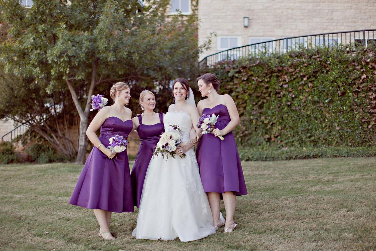 Elegant Purple Wedding At Black Swan Lake: Elegant Purple Wedding At Sky Creek Ranch