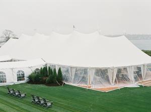 TagsTents & Newport Tents Wedding Inspiration - Style Me Pretty