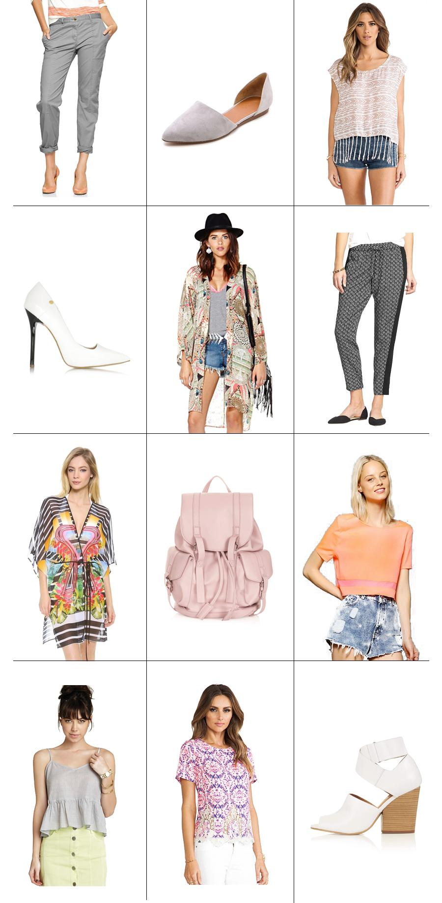 12 Spring Fashion Must-Haves