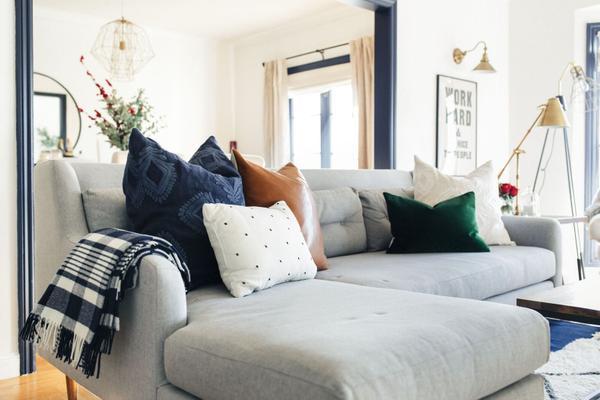 Redecorar tu casa con textiles