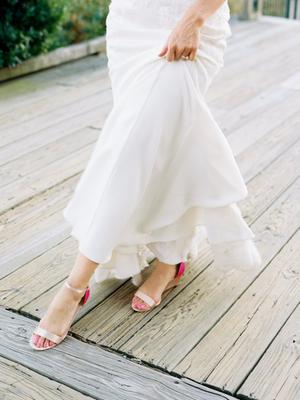 b2a322a4edb shoes Wedding Inspiration - Style Me Pretty