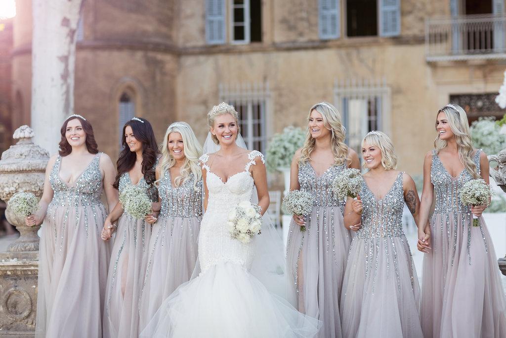 A Fairytale Wedding at Château De Robernier in Provence