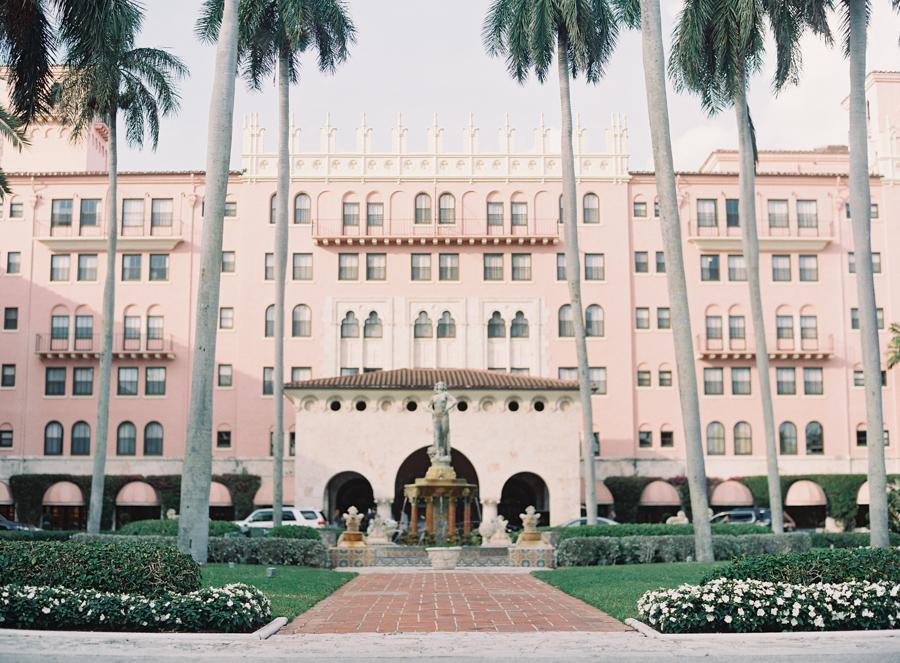 Vintage Glamour at the Boca Raton Resort & Club