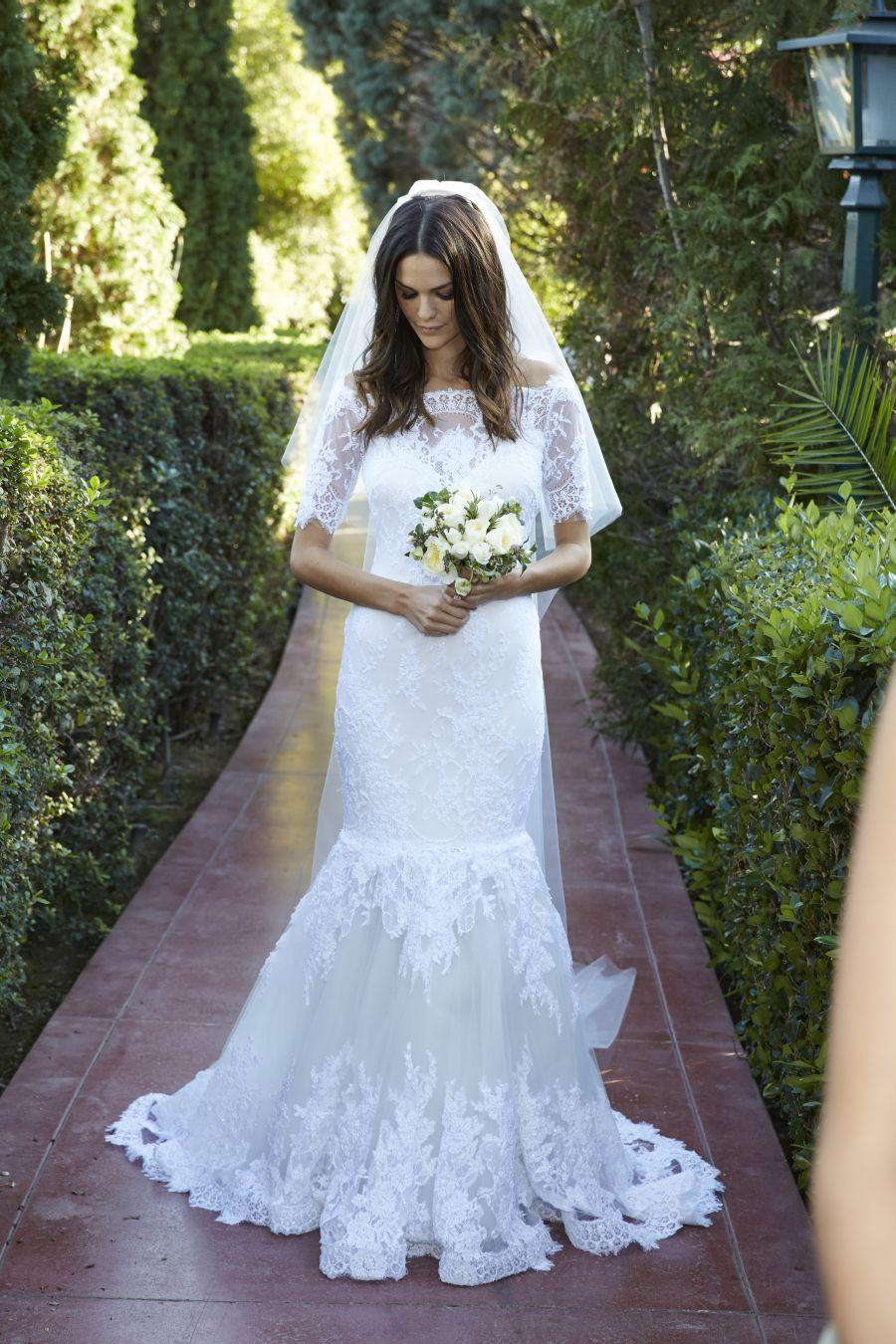 Elegant Beverly Hills Wedding of Allie Rizzo and Scott Sartiano
